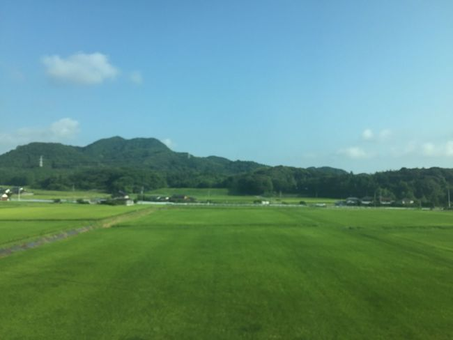 Field Grass Landscape Green Color Nature Scenics Sky Beauty In Nature No People Agriculture Tranquility Tranquil Scene Japan Japan Photography Outdoors Day Golf Course Rural Scene Golf Mountain Sport Green - Golf Course