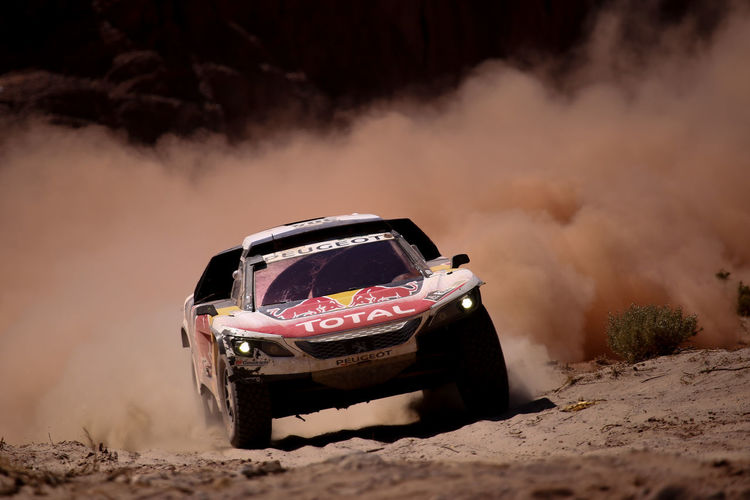 Adventure Car Dakar2017 DAKAR2017 La Paz Bolivia Day Nature Peugeot Peugeot3008 Race Rally RedBull Salta  Sport