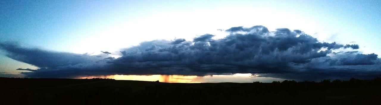 Skyshots Garretson Stormfront Raining Sky And Clouds Skylover