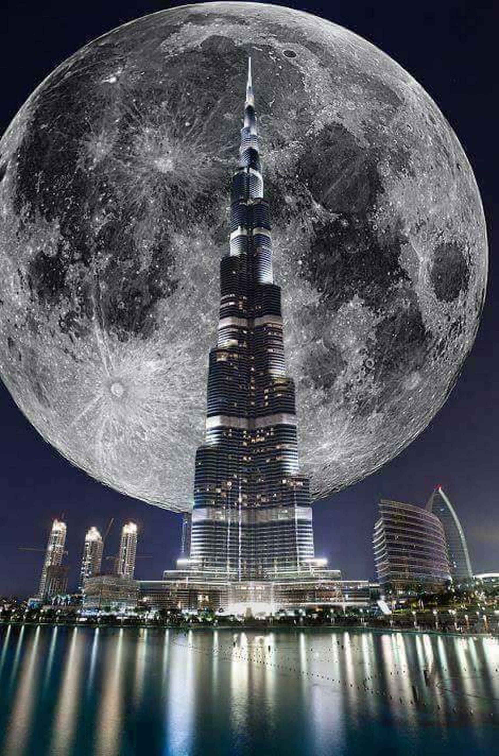 night, no people, planet - space, astronomy, planet earth, city, illuminated, urban skyline, skyscraper, outdoors, space, moon, global communications, architecture, sky, star - space