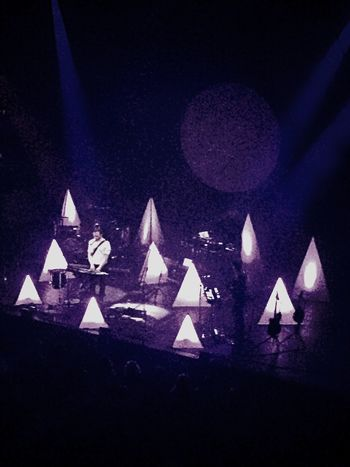 James Vincent McMorrow concert, Utrecht