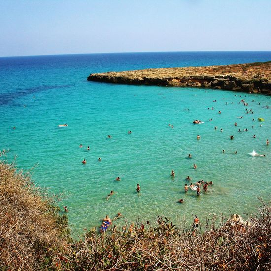 Mare..... mon amour 🌊🐠 Mare ❤ Sea Spiaggiadicalamosche Sicily Siracusa Siciliabedda Nuotare Estate Summer From My Point Of View