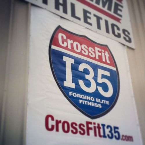 It was a good morning. 13 .1 Crossfit I35