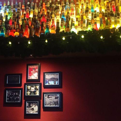 Illuminated Pub EyeEmNewHere