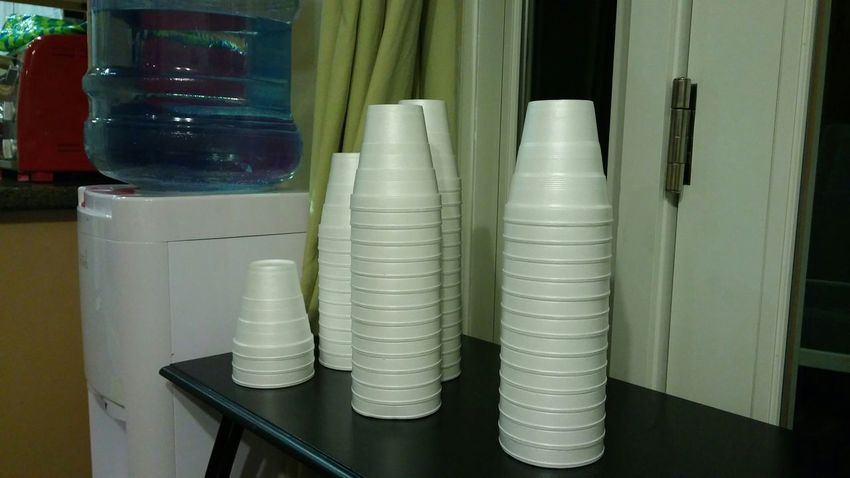 Random pictures of Cups and Water