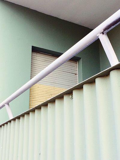 Balcony with