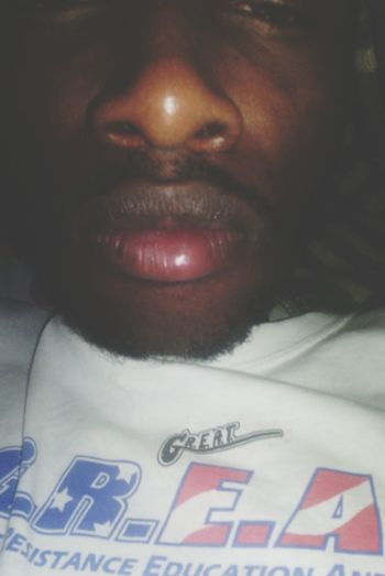 Busted lip Busted Lip 1st Tournament Of The Year Bout To Go To Sleep