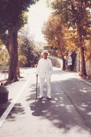 Grandpa Italy Ventimiglia Rocchetta Autumn Autumn Colors