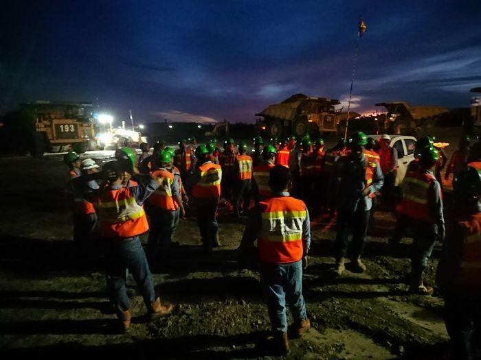 miners Riot Fan