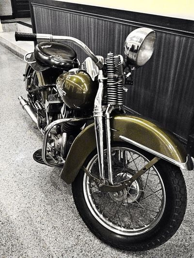 Clasic Motorcycles