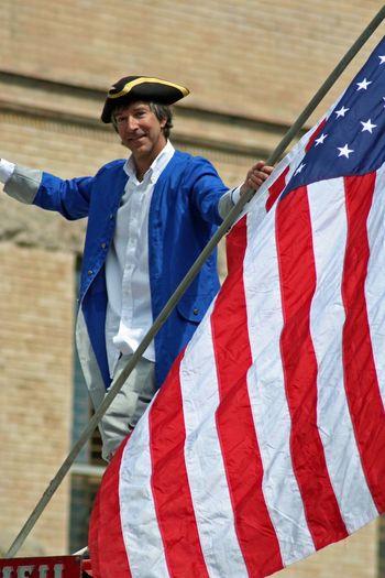 A patriotic moment to remember July 4th Patriotic Prescott, AZ Day Flag Parade Patriotism Patrotism