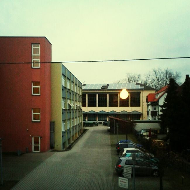 Architecture Light Photo
