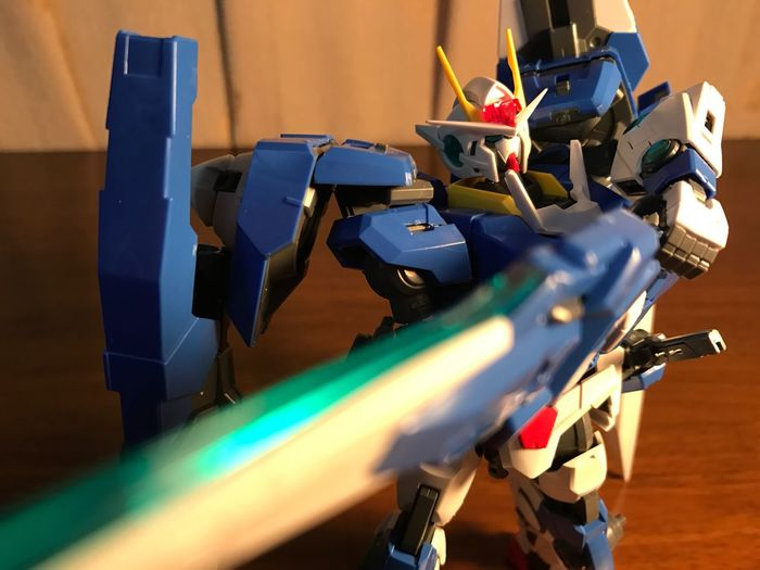 Technology No People Variation Close-up Weapon Indoors  Day Air Force Gundam