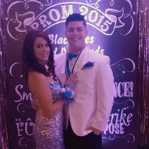 Flashbackfriday Prom2015 I am so glad I got to take such a sweet and amazing friend to prom with me!!! I'm gonna miss you after I graduate my baby brother!! Thanks for always being there to hug me and thanks for always being there!! You're are so talented and you will have no problem being anything you want to be!! Remember even when I'm gone I'll still be there for you!!! Love you baby boy!!!
