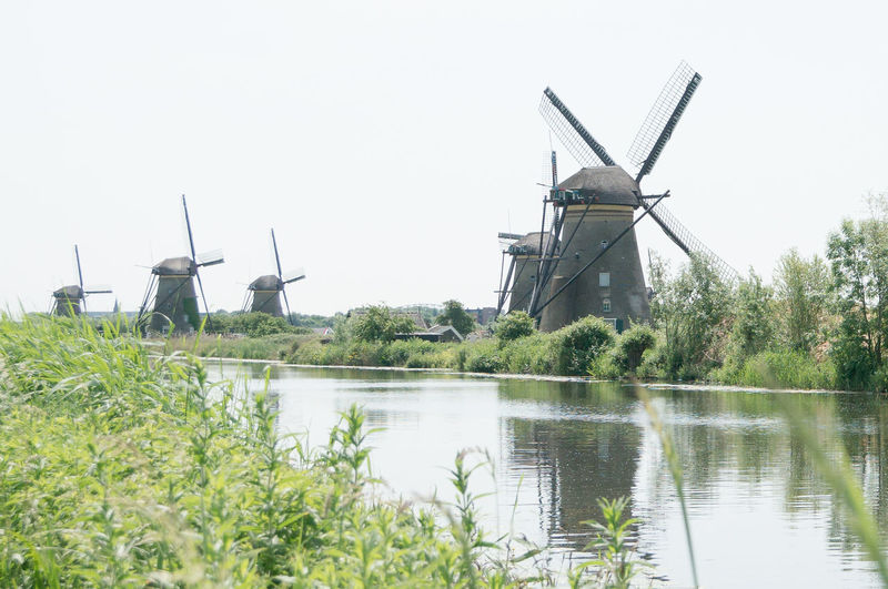 Nederland Alternative Energy Day Environmental Conservation Field Fuel And Power Generation Holland Holland❤ Industrial Windmill Kinderkdijk Nature No People Outdoors Renewable Energy Rural Scene Sky Technology Traditional Windmill Water Wind Power Wind Turbine Windmill