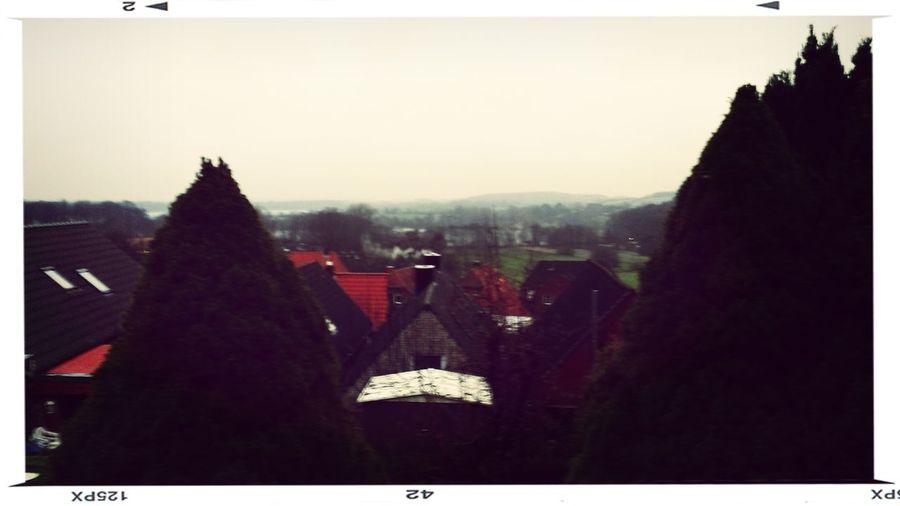 Wunderschönes Norddeutsches Wetter Sky And Clouds Clouds Rainy Days Wintertime