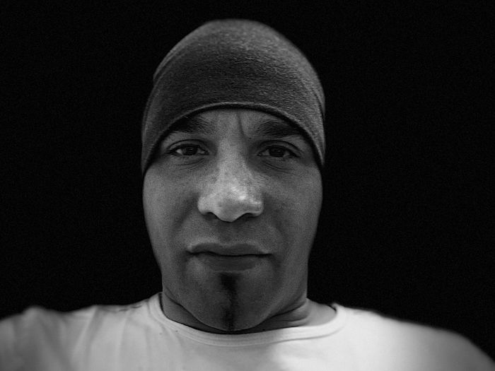 The face Headshot Brut Brutalism Black Male Black And White Men Photooftheday Photo Gansta Portrait Front View Looking At Camera Headshot One Person Young Adult Adult Black Background Human Body Part Close-up Studio Shot Young Men Men Body Part Human Face Serious