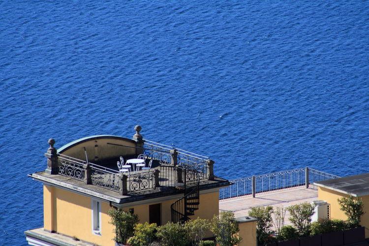 Q Quadrat Terrace Roof Breakfast Dinner Lake Lugano Lugano, Switzerland Showcase: February