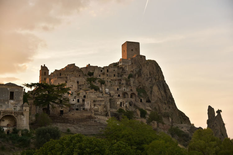 Cracow Basilicata, Italy  Gosthtown Wild History Old Ruin Ancient Civilization Travel Destinations Travel