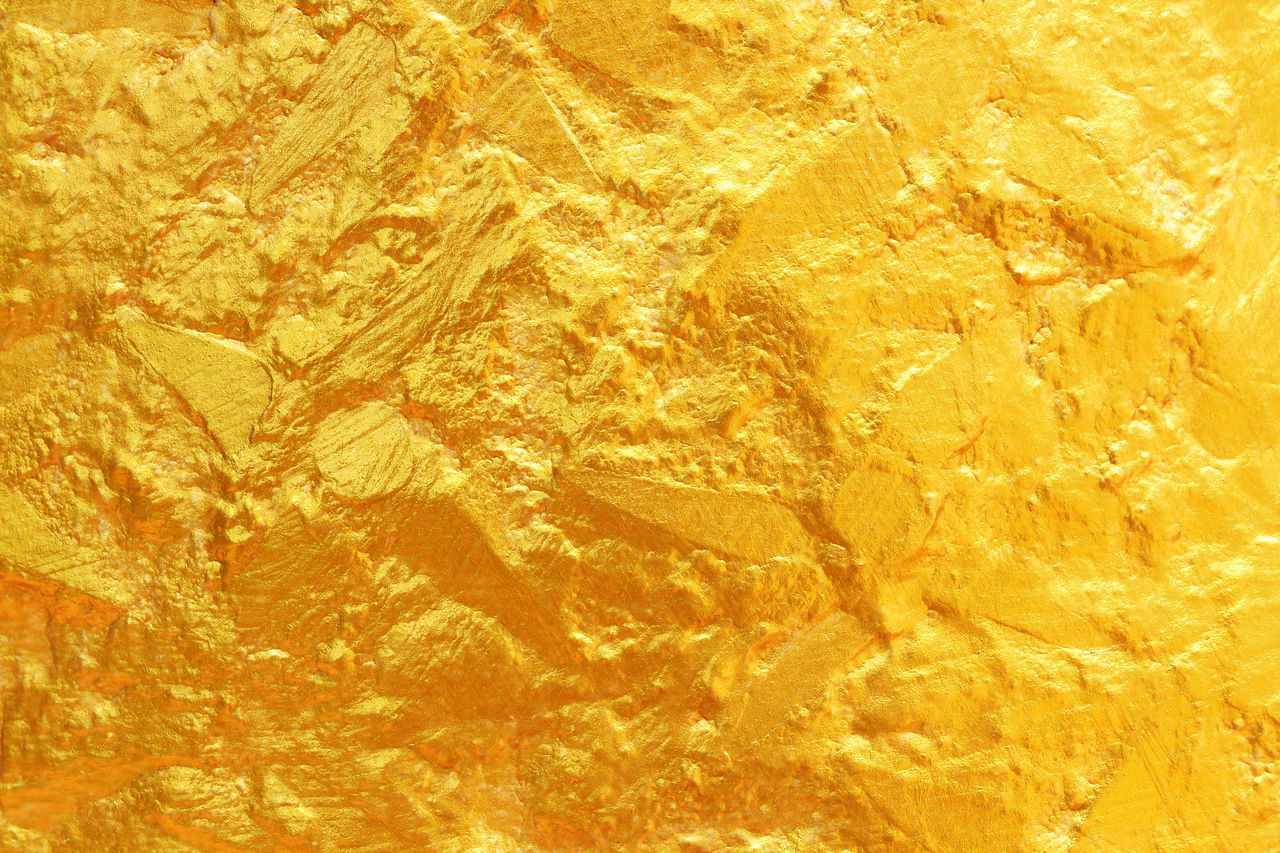 backgrounds, yellow, pattern, textured, full frame, abstract, no people, gold colored, material, orange color, mineral, abstract backgrounds, studio shot, shiny, nature, solid, indoors, luxury, close-up, paper, textured effect
