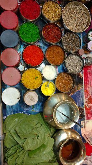 Everything In Its Place Pan Of India, Banarasi Paan, First Eyeem Photo