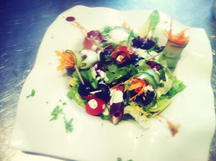 Preparando salad First Eyeem Photo