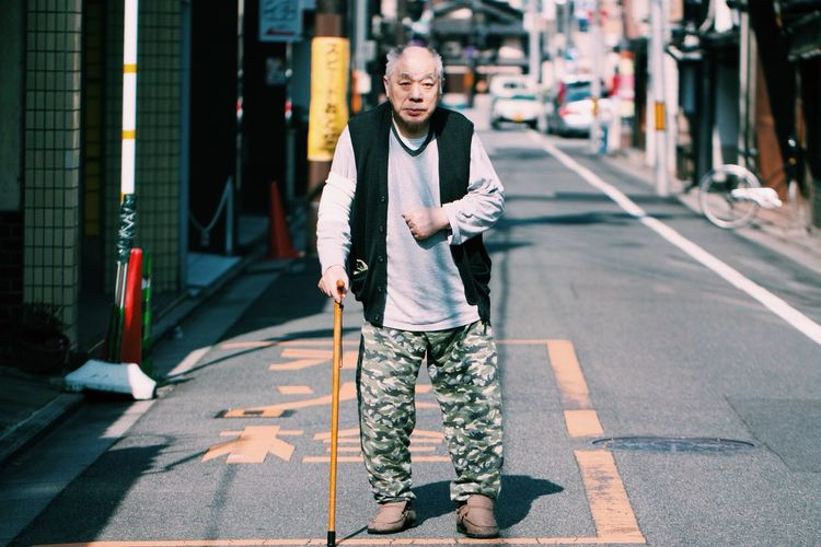Portrait Kyoto Japan Streetphotography Street Fashion Fashion Camo