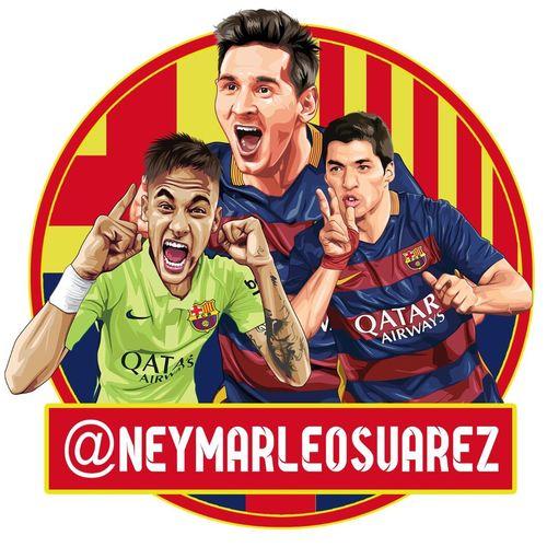 #Follow @NeymarLeoSuarez For Build Up #ElClasico #Barca #Fcb #FcBarcelona #Barcelona #FcbLive #RealMadrid #Madrid
