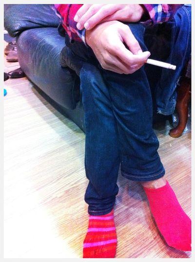 潮男襪 at 老二工作室 潮男襪