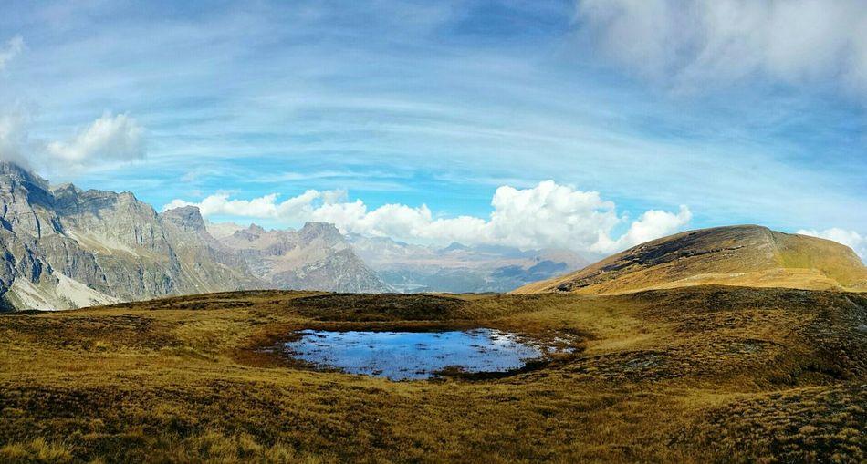 😍 Amazing View in Monte Cazzola Alpe Devero