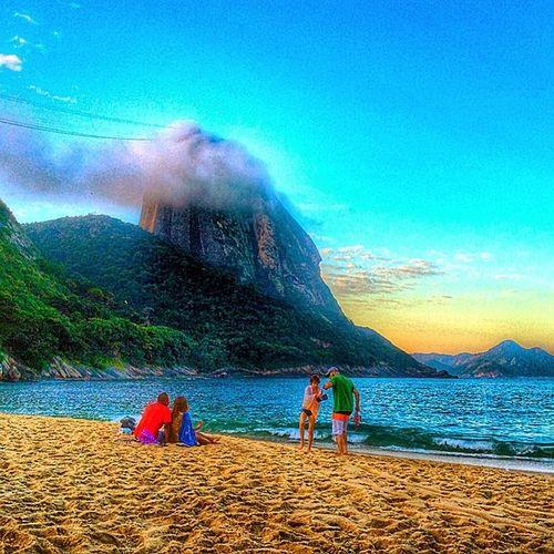 Urca Pãodeaçucar Carioquissima Praia beach spiaggia plage strand instafun instagood instamood instadaily instamoment instamoment instadaily instamoment instaplaces instatravel instagramers