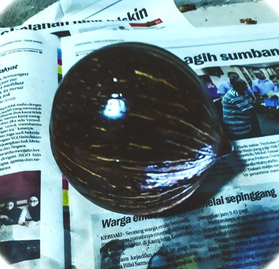 coconut kernal