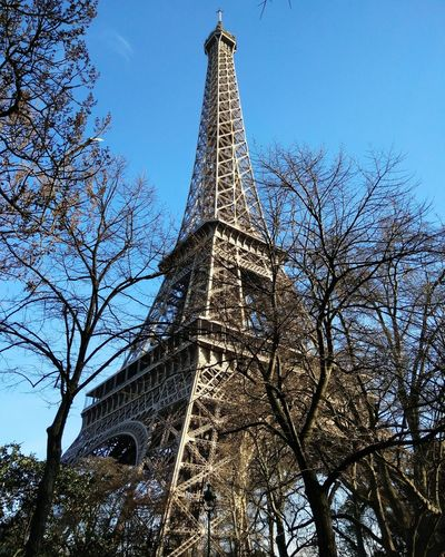 My paris Tower Clear Sky Nature Eiffel Tower Eiffel Tower♥ Paris, France  Paris Paris ❤