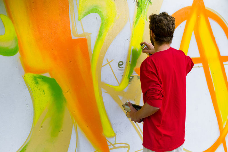 Abstract Art Abstractions In Colors Art Art, Drawing, Creativity Casual Clothing Colorful Colors Creativity Graffiti Graffiti Graffiti Art Guy Modern Modern Art Outdoors Spray Paint Spraying Spraying Spraypaint Street Art Street Photography Summer Wall Wall Art Young