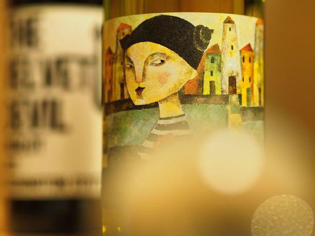 Enjoying Life Relaxing Time Wine Bottles Wine Relaxing
