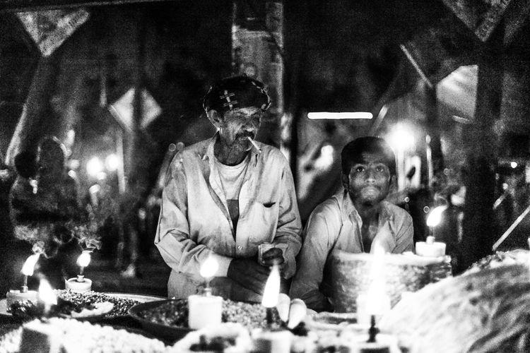 Night Photography Walking Around Local Shop Street Shop People Bangladesh Blackandwhite Black And White Lowlight ISO 6400 Sonyalpha Traveling Cox's Bazar Sea Street Photography Bangladesh Diaries Monochrome Photography