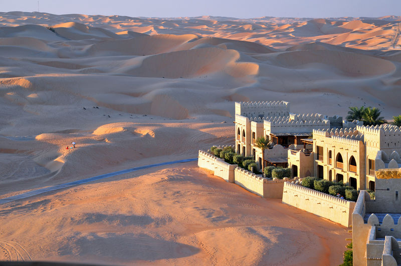 Desert EyeEmNewHere Architecture Arid Climate Beauty In Nature Building Building Exterior Built Structure Climate Day Desert Environment High Angle View History Land Landscape Nature No People Non-urban Scene Outdoors Scenics - Nature Travel Travel Destinations