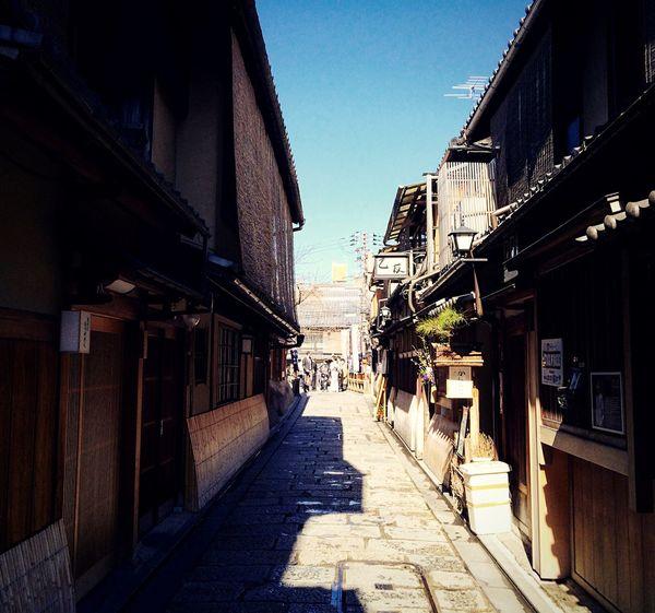 祇園白川 巽橋 白川南通り 京都 Kyoto Kyoto, Japan