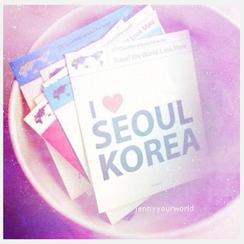 planning Korea trip at My Home (: Planning Korea Trip