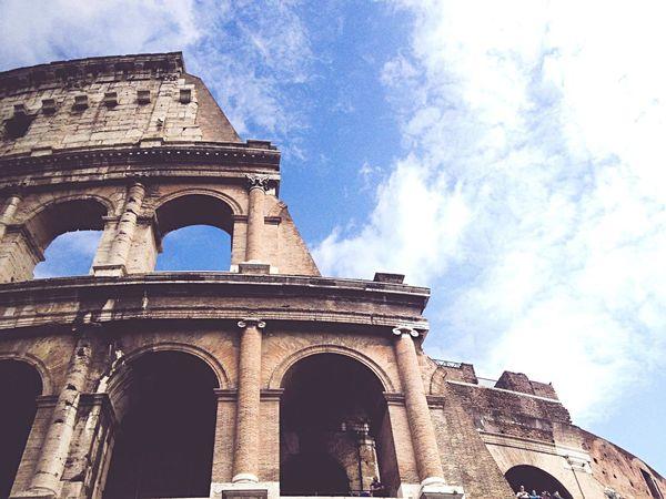 Roma Rom Rome Italy Italia Italien Colosseo Colosseum Europe