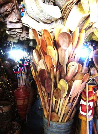 Feira De São Joaquim Bahia/brazil Salvador Bahia Carranca Ordinary Beauty Folk Culture No People Spoons Cityphotography