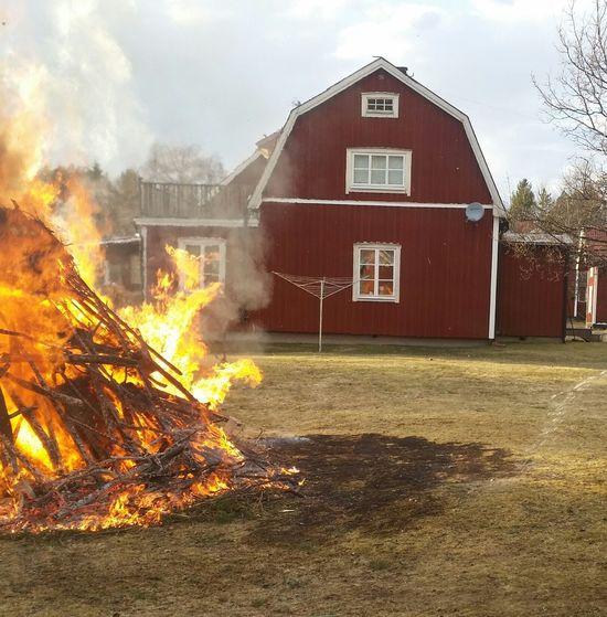 Fire Flames 30april