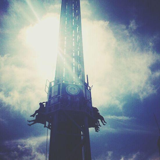 Thrill. Genting,Malaysia, June 2013. Around The World Theme Park