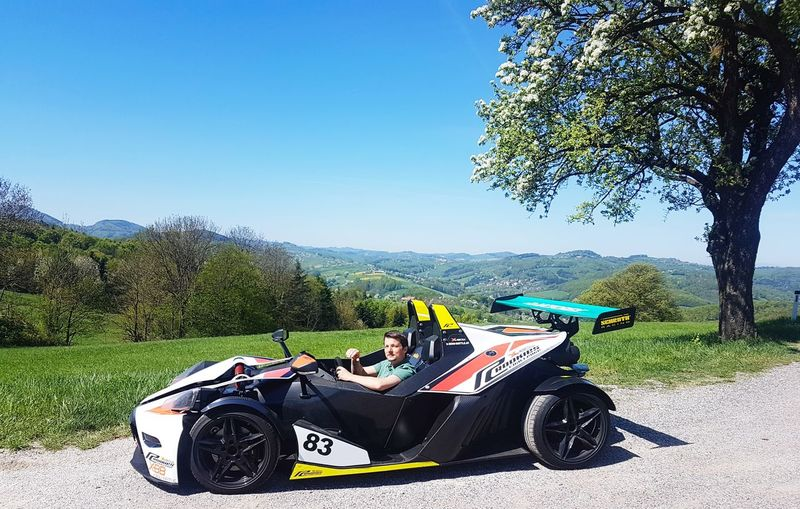 X-bow Rennauto Ktmworld Race Car Racecar Rallye Kart Off-road Vehicle Auto Racing