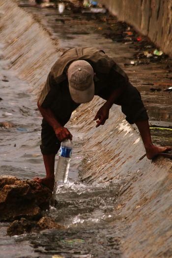 people Water Men Manual Worker EyeEmNewHere Visual Creativity