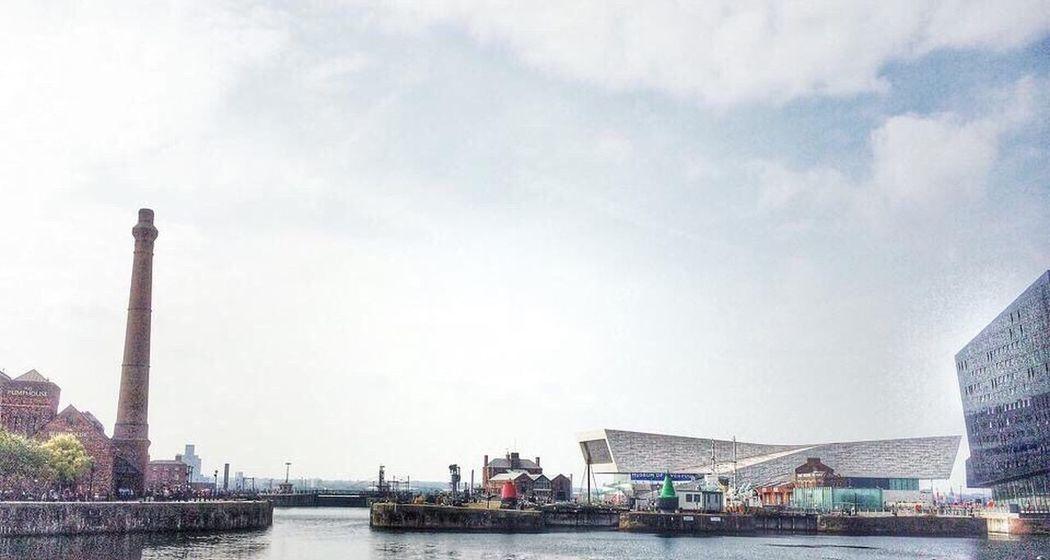 Albert Docks Liverpool Museum Liverpool Waterfront Liverpool, England