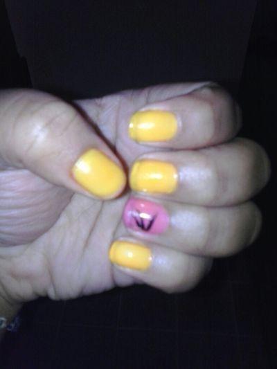 My Left Hand ♥
