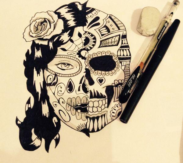 Tattoo Dessin Mexico