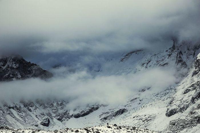 Deepfreeze Nepal Everest Base Camp Everest Region It's Cold Outside