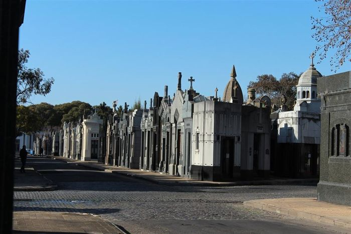 Cementery Chacarita Buenos Aires City Clear Sky Day Military No People Outdoors Sky Tree